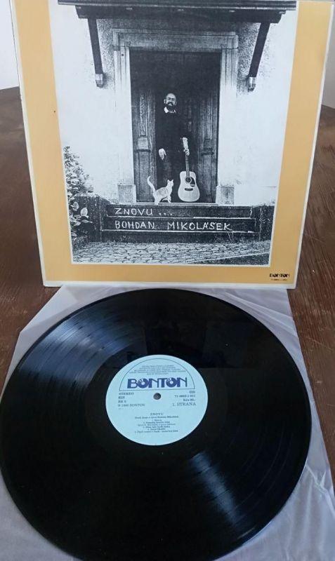 LP Bohdan Mikolášek – Znovu NM/EX+