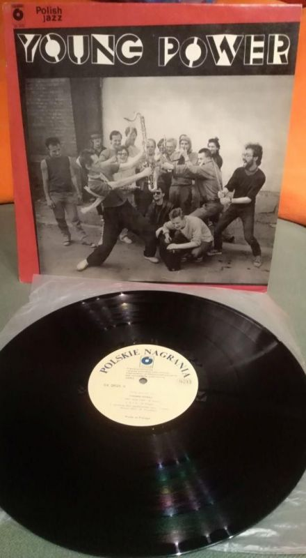 LP Young Power – Young Power EX/VG+