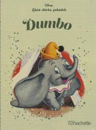 Disney Zlatá sbírka pohádek Dumbo NOVÁ