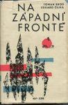 Eduard Čejka, Toman Brod Na západní frontě