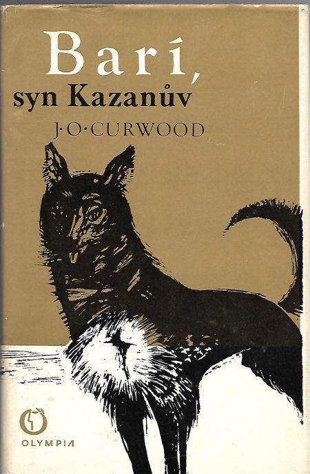 J.O.Curwood Barí, syn Kazanův Ilustrace Osvald Klapper