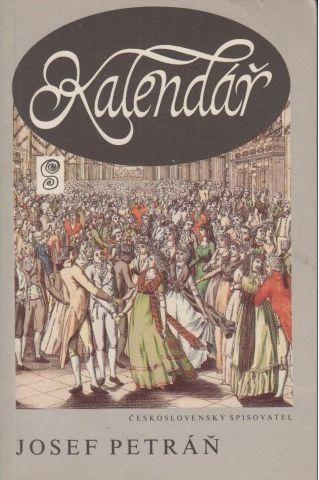 Josef Petráň Kalendář