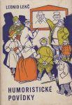 Leonid Sergejevič Lenč Humoristické povídky ilustrace Josef Novák