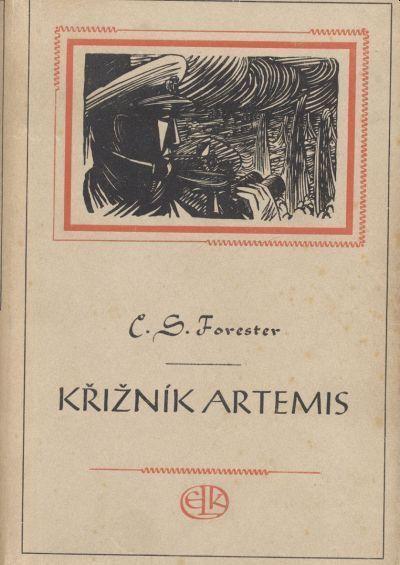 Cecil Scott Forester Křižník Artemis