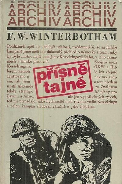 Frederick William Winterbotham Přísně tajné