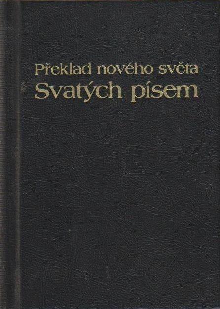 Překlad nového světa Svatých písem