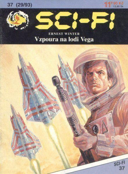 Ernst Winter Vzpoura na lodi Vega