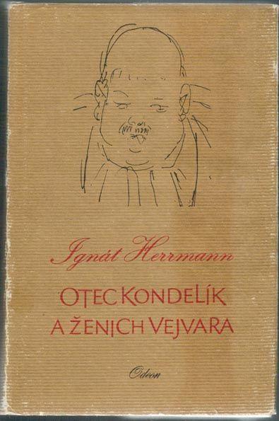 I Herrmann Otec Kondelík a ženich Vejvara ilustrace Karel Souček