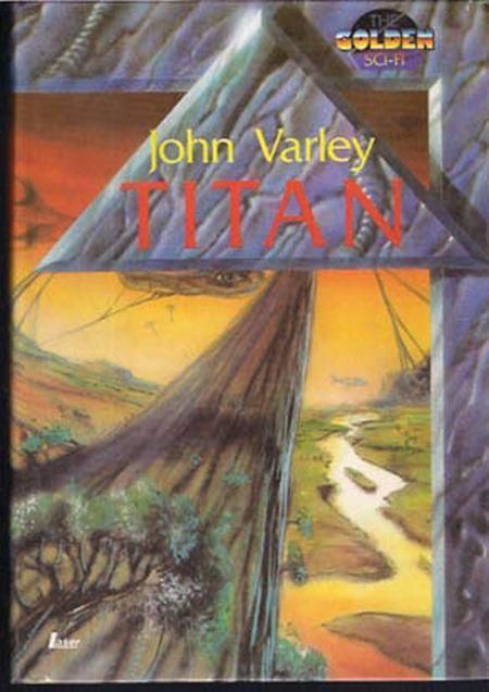 John Varley Titan