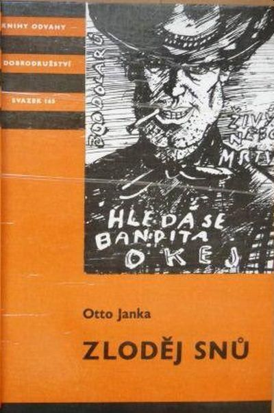 Otto Janka Zloděj snů ilustrace Josef Duchoň