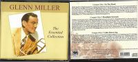 3CD Glenn Miller The essential collection Nové