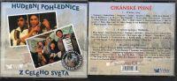 3CD Hudební pohlednice z celého světa Cikánské písně Nové