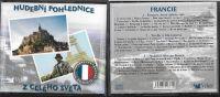 3CD Hudební pohlednice z celého světa Francie Nové