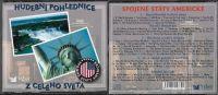 3CD Hudební pohlednice z celého světa Spojené Státy Americké Nové