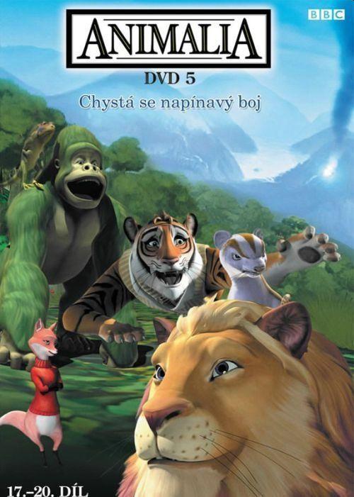 Animalia 5 Nové