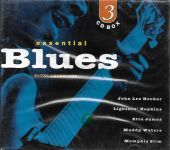 Blues anthalogy (Box 3 CD)   Nové