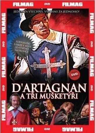 D'Artagnan a tři mušketýři Nové