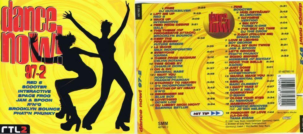 Dance Now! Vol. 97-2 2CD Nové