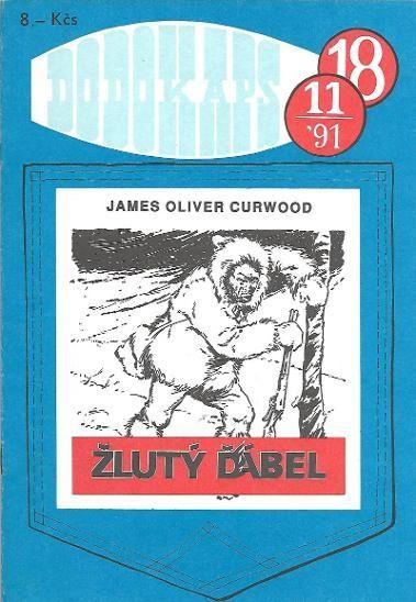 J.O.Curwood Žlutý ďábel RODOKAPS 18