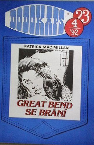 P.Mac Millan Great Bend se brání RODOKAPS 23
