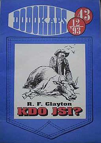 R.F.Clayton Kdo jsi? RODOKAPS 43